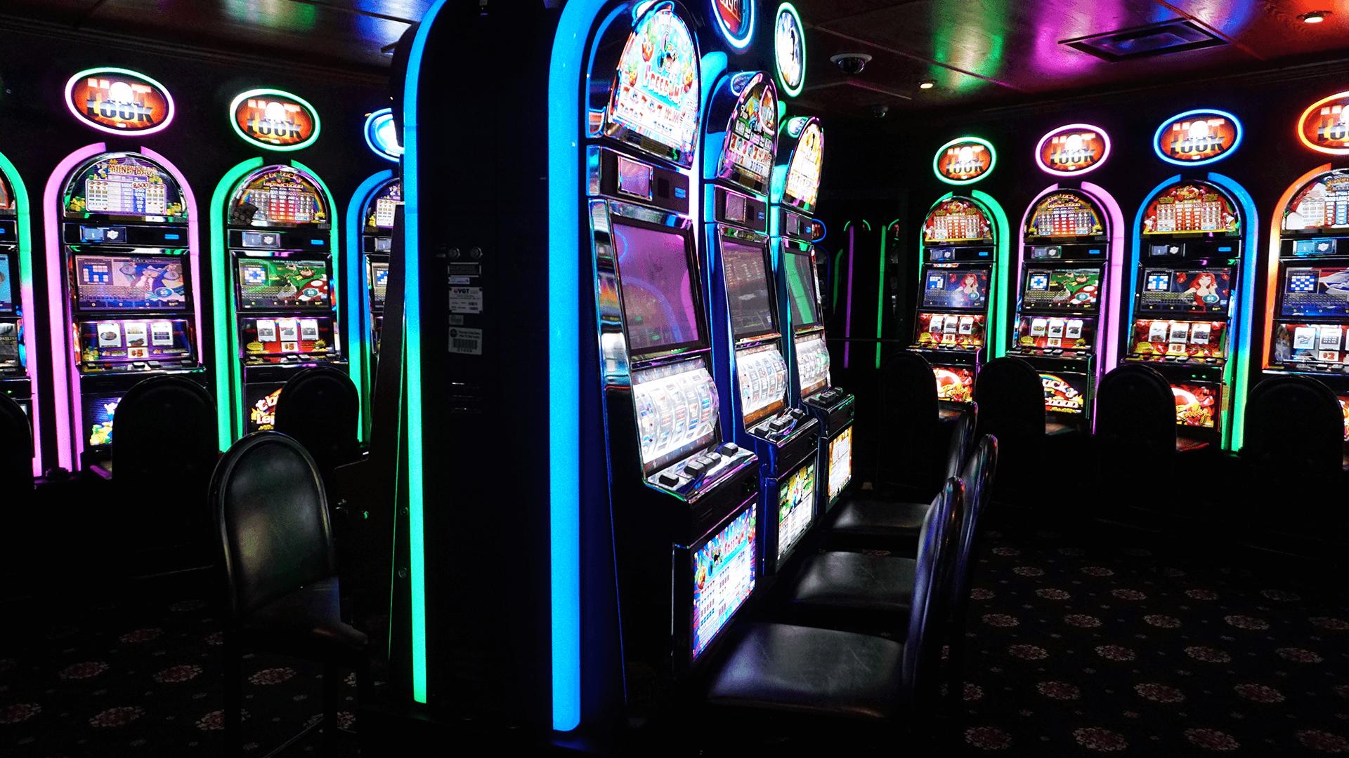 виртуальная казино играть